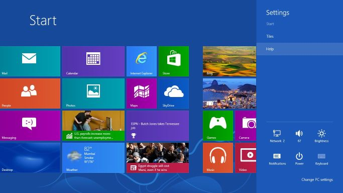 Windows 8: Help and Support – 24HourSupport