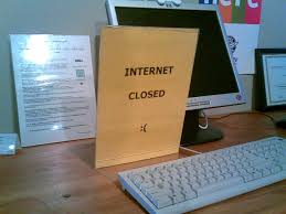 internet-closed