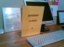 internet-closed
